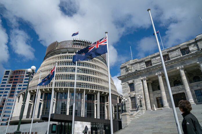 New Zealand MPs properties revealed