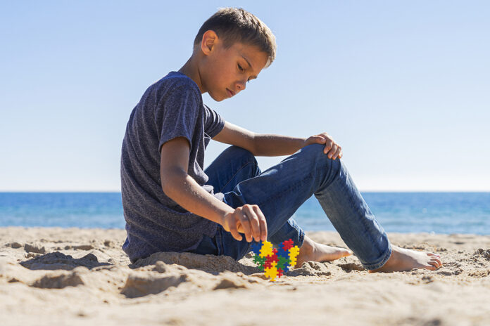 Research helps to identify kids on the autism spectrum